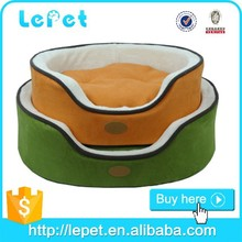 manufacturer wholesale soft and warm cozy round princess dog pet bed