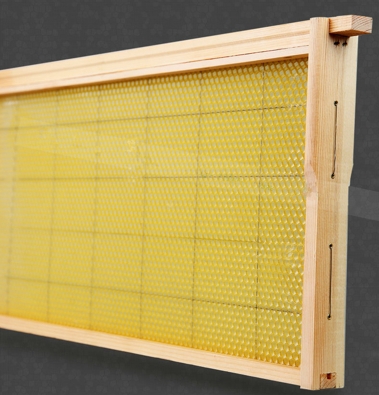 Wooden Bee Hive Frames | Chinese Bee Frame | Beehive Frame - Buy ...