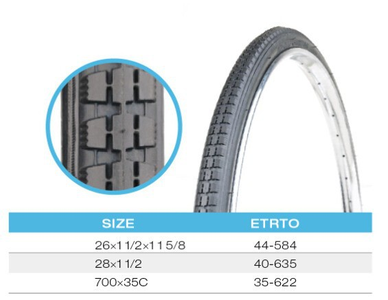 good quality bicycle tire/road bike black tire KB-T055