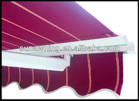 SF-R-1000 vinyl material awning