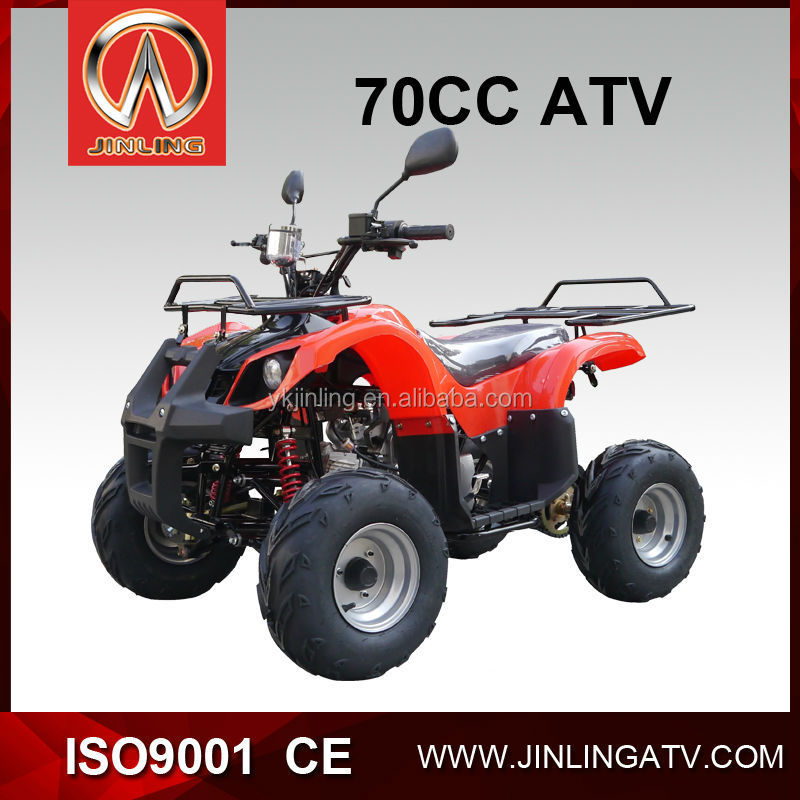 70cc kids gas powered automatic atv with high quality