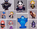 OEM Cartoon Character Figure / PVC Plastic Figure/ Custom made figure toy