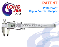 Stainless Steel Waterproof Digital Vernier Caliper