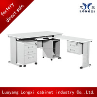 Luxury office desk,study computer table desk Hot Sale Modern Cheap Price Combination Computer Table,office computer table design