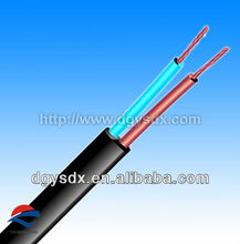 H03VVH2-F power cable with VDE approval