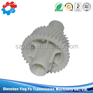 Top consumable products engineering plastic gear shipping from China