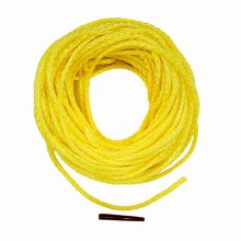 "Hollow Braid Polypropylene Floating Rope 1/4"" x 100'"