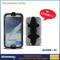 Heavy case mobile phone case for samsung galaxy note2