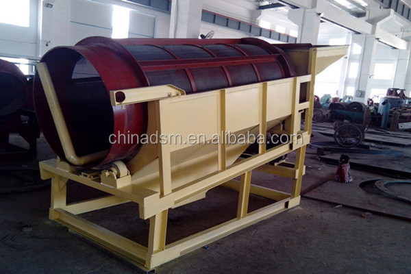 Hot Selling China DSM Wet Type Rolling Cylinder Screener