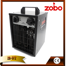 2000W Red Fan Heater Solar