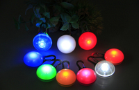 Flashing Pet Dog Collar LED Glowing Collar Accessories Puppy Light Pendant Dog Accessory For Dogs Collars