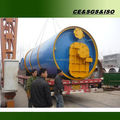 Waste Oil to Diesel Oil Machine by Used Oil Recycle pyrolysis process