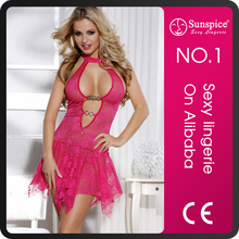 Sunspice hot sale sexy lingerie manufacturer quality guarantee queen size sexy lingerie sexy babydoll lingerie xxl 2015 sexy