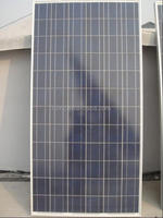 Best quality 260w poly PV solar panel price with 25 years warranty