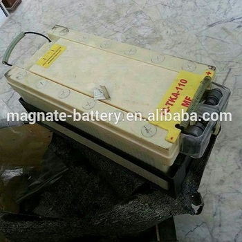Latest Design Promotional 24V New Energy Army Tank Storage Battery