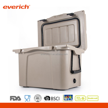 Everich outdoor 20QT/110QT rotomolded ice chest hard cooler box