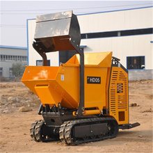 Mi Garden Tracked Dumper Transporter For Construction/Gardening/Plantation Use