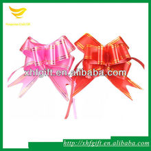 Factory Wholesale PP Ribbon Pull Bow