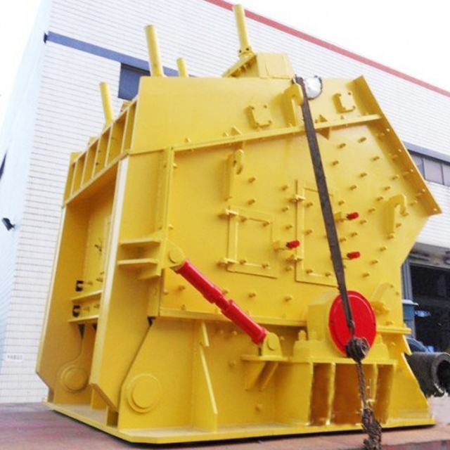 China Best Vertical Shaft Abrasive Aggregate Tertiary Impact Crusher