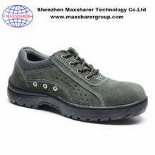 2017 new arrival safety shoes manufacturer woodland safety shoes for men