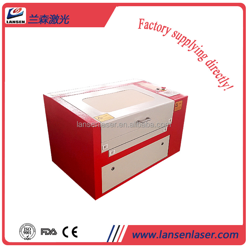 China LP-<strong>C</strong> 350 desktop mini laser engraving machine 40w