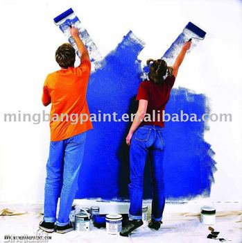 wall paint (interior wall paint,exterior wall paint)