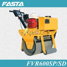 FASTA Single Drum Vibrating Walk-behind Small Road Roller