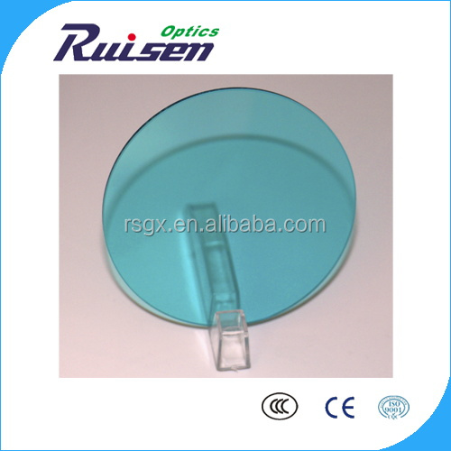 Chinese BG40 blue optical glass