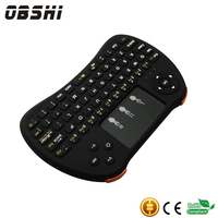 High Quality rechargeable Air Mouse And Mini Wireless Keyboard 2.4ghz Remote Control