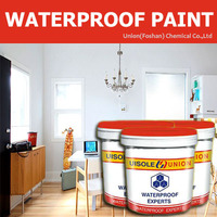 High quality waterproof emulsion house paint interior wall paint