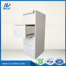 China Powder Coating 4 drawer stainless steel file cabinet