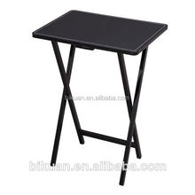 BQ short folding table