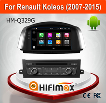Hifimax Andriod 7.1 For Renault Koleos (2007-2015) GPS Navigation Radio With 2G RAM Canbus 3G Wifi Bluetoth