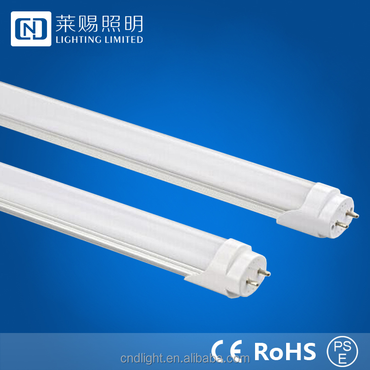 5ft led tube light 25w led tube lighting 100lm/w t8 ce rohs pse japan mushroom tube