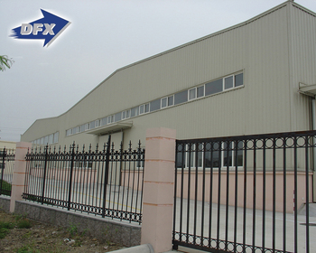 Steel Prefab Warehouse Construction Structure Costs Philippines