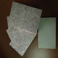 China Fire Resistance Foil Foam Insulation Sheets