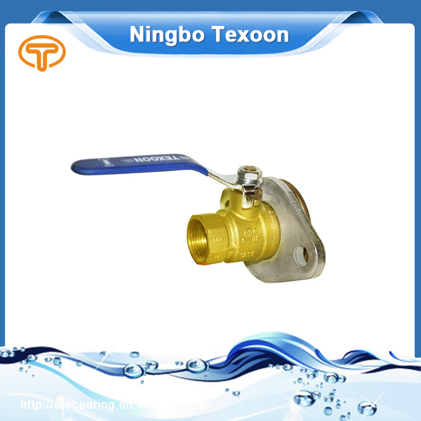 China Wholesale Custom Brass Ball Valve For Uk And South Africa