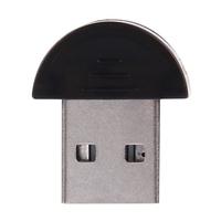 Wholesale Driveless USB Bluetooth Dongle With CSR Chip, Plug & Play(Black)