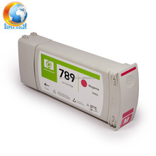 Supercolor 775ML/PC For HP 789 100% New Remanufactured Ink Cartridge With Full Genuine Latex Ink For HP Latex L25500 Printer