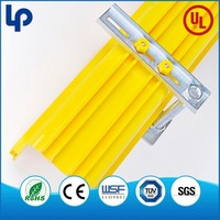 New style PVC good fiber optic cable tray