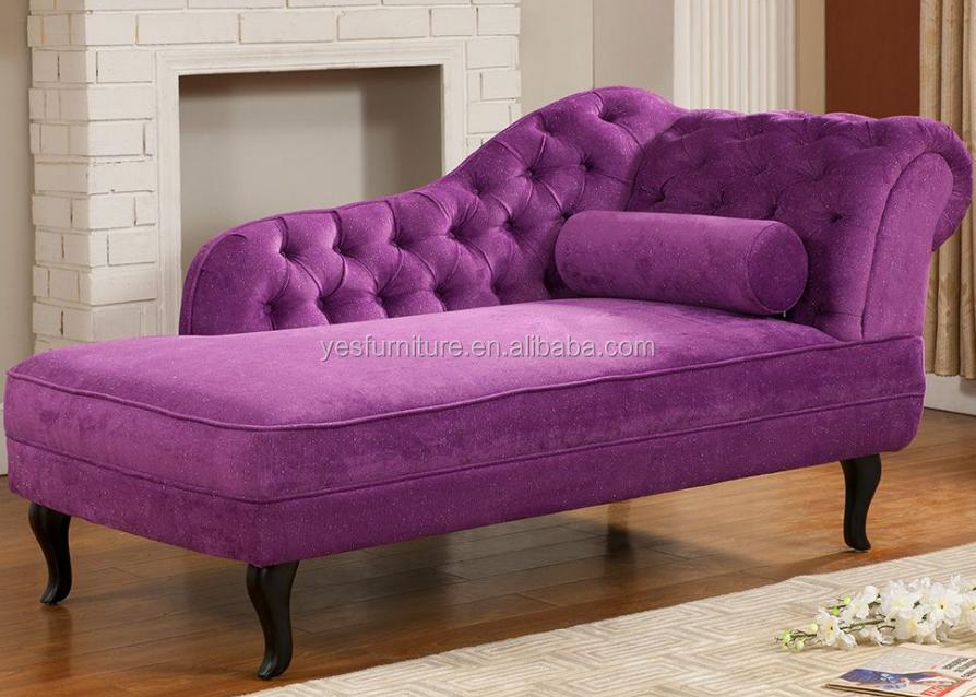C21 Cheap Price Purple Chaise Lounge Furniture Buy