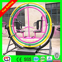 50 countries good voice happy rides human gyroscope ride for sale