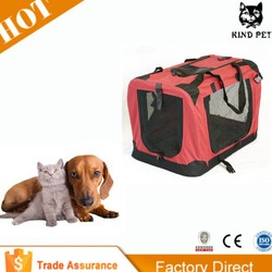 new super low price high quality dog canvas bike pet carrier