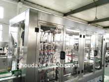 Shanghai high quality sunflower seed oil bottled filling line