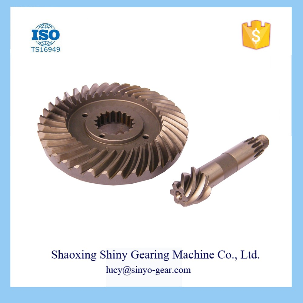 Precision Forging Machine Bevel Gear Forklift for Sale