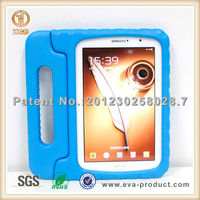 EVA child proof tablet case 8 inch for Samsung galaxy note N5100