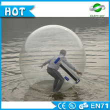 Funny!! 0.8mm PVC water bounce ball, bubble ball water, kids inflatable sport toy