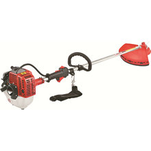 43cc 2-Stroke Side Attached Gasoline Brush Cutter with 1E40F-5 Engine (BC430S) tow behind brush hog