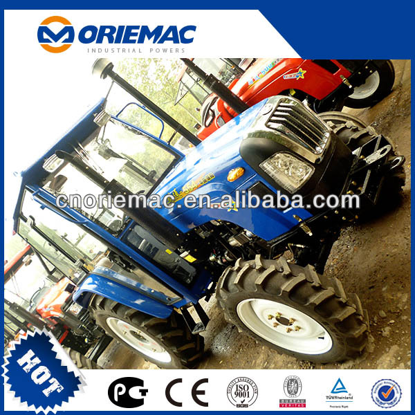 50hp FOTON 504 farm tractor 4WD with high quality