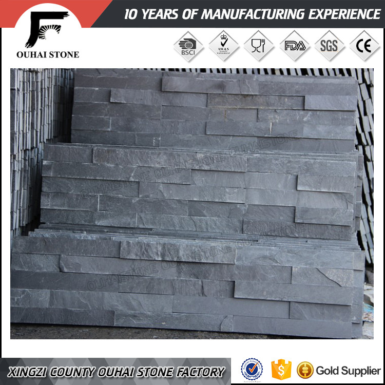 cut size slate quarry stone wall stone